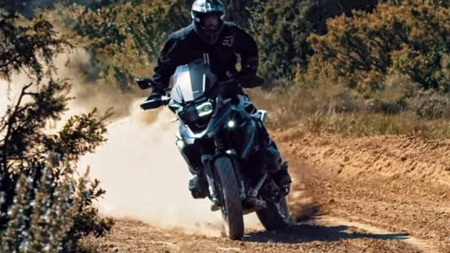 """BMW R 1200 GS """"Cross The Limit"""" by Rizoma [VIDEO]"""