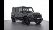 Salone di Francoforte: Brabus 900 One of Ten, 900 CV da off-road