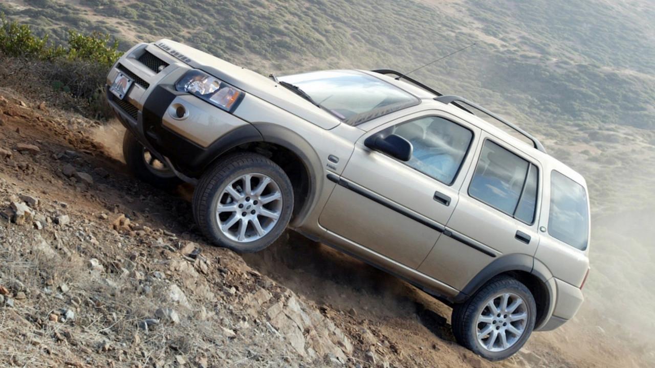 [Copertina] - Land Rover Freelander: il primo SUV, vent'anni fa