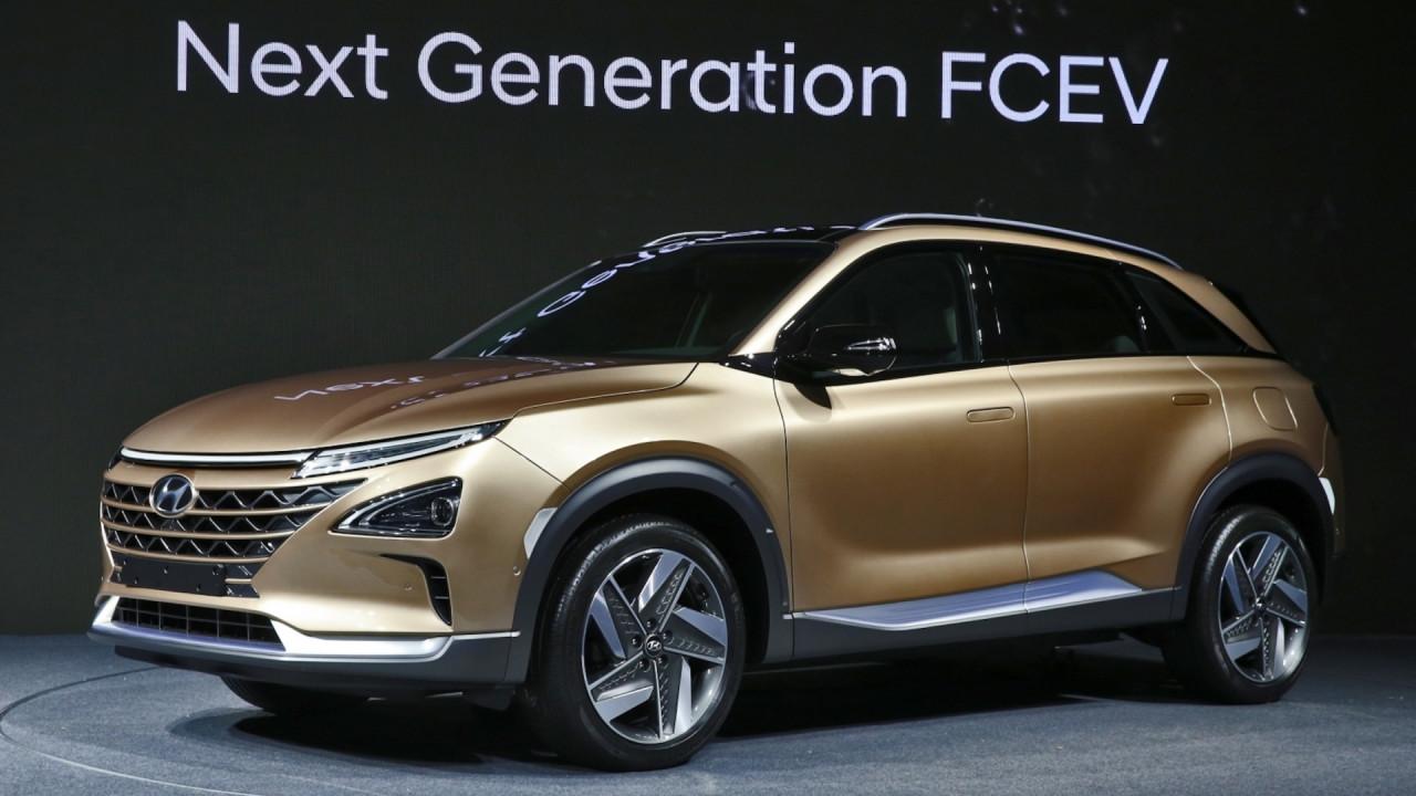 [Copertina] - Hyundai, ecco il nuovo SUV a idrogeno