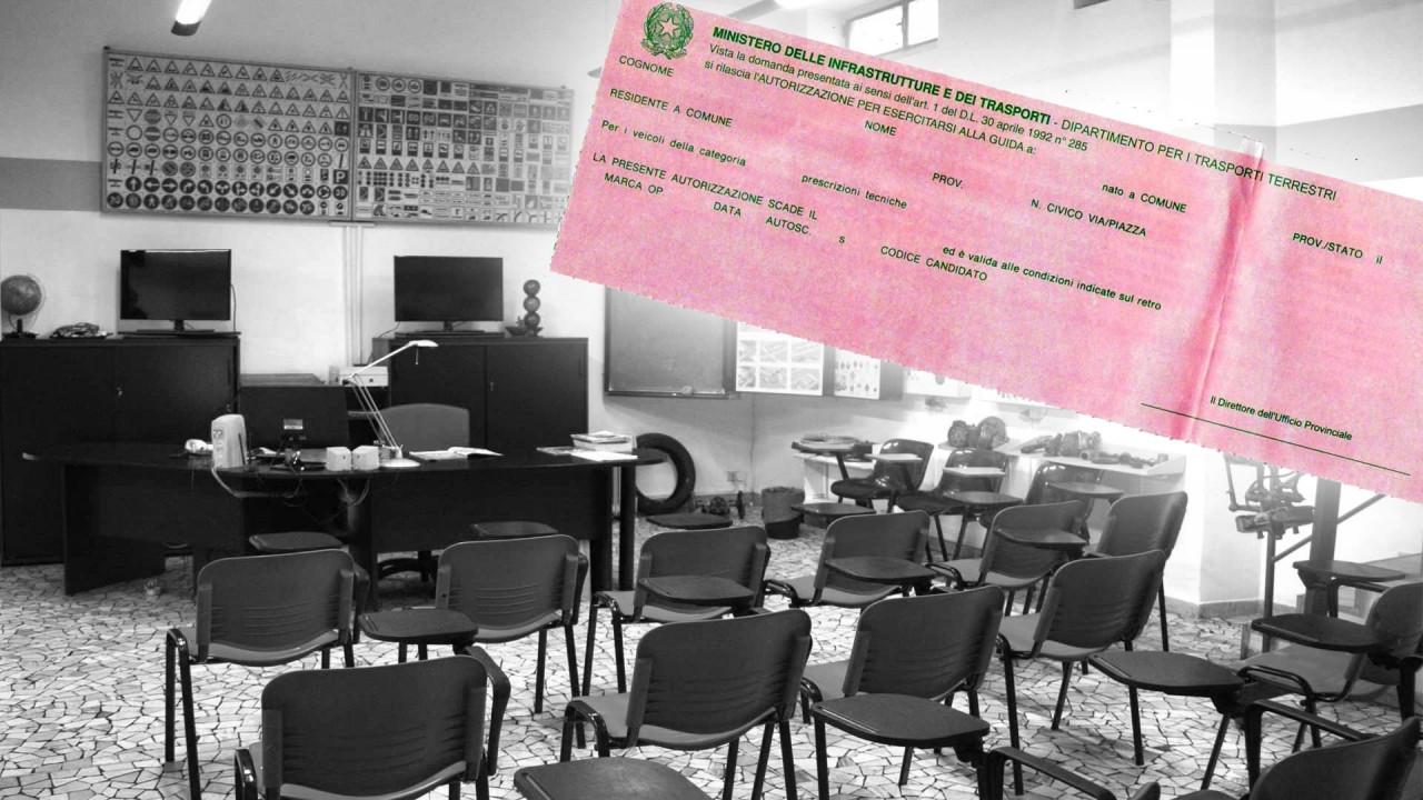 [Copertina] - Patente, secondo esame a rischio per chi ha il foglio rosa