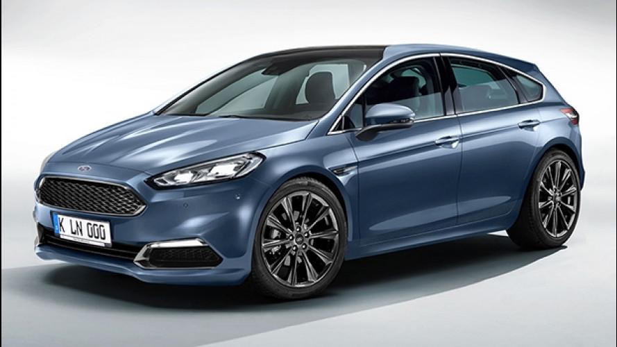 Nuova Ford Focus, è cresciuta bene