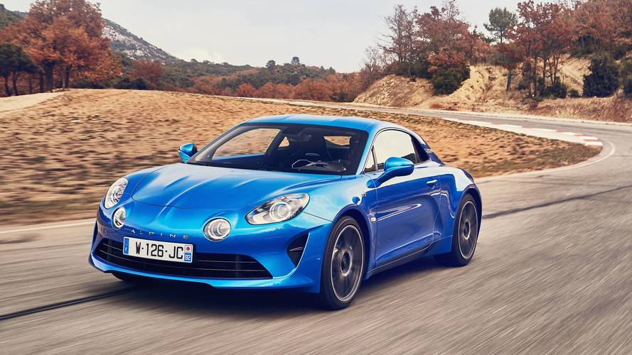 Could A Droptop Alpine Be On The Way?