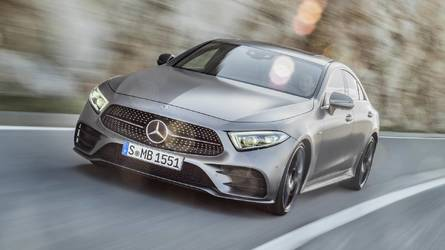 Mercedes reveals new CLS coupe –it's sharper than ever before