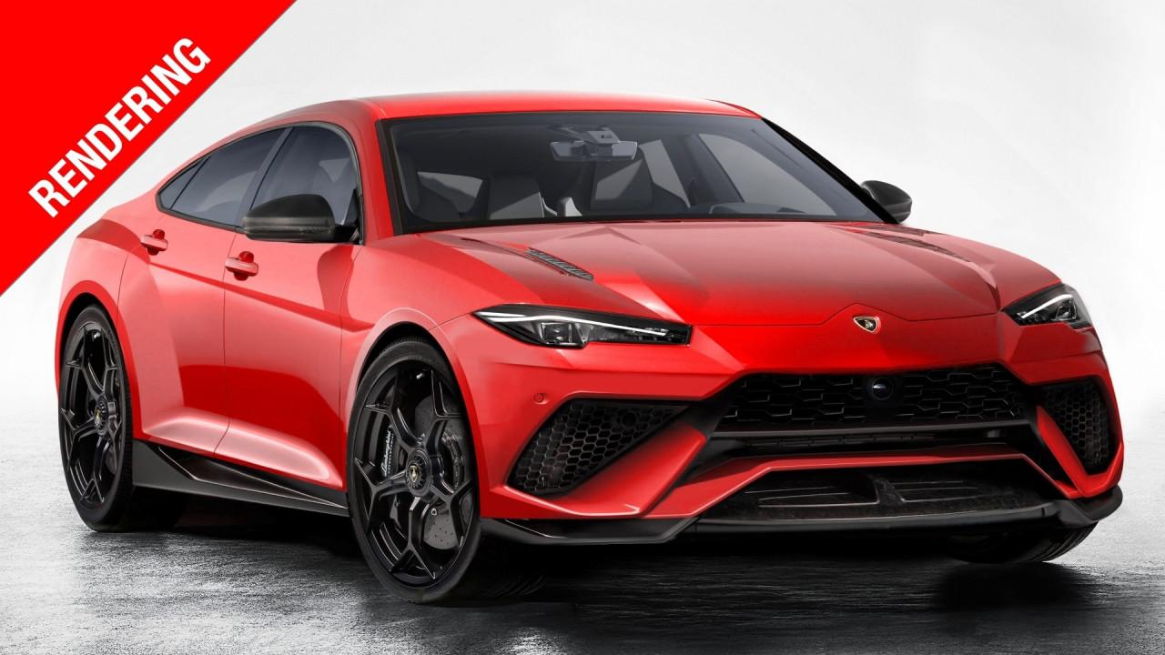 [Copertina] - Lamborghini, la prossima è la super berlina