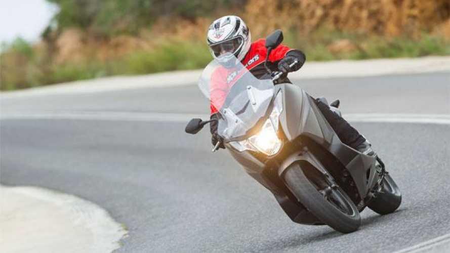 Honda Integra 750: finanziamento a interessi 0 fino al 31 luglio