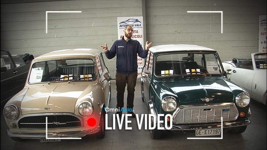 Auto storiche accessibili, eccole a Verona Legend Cars [VIDEO]