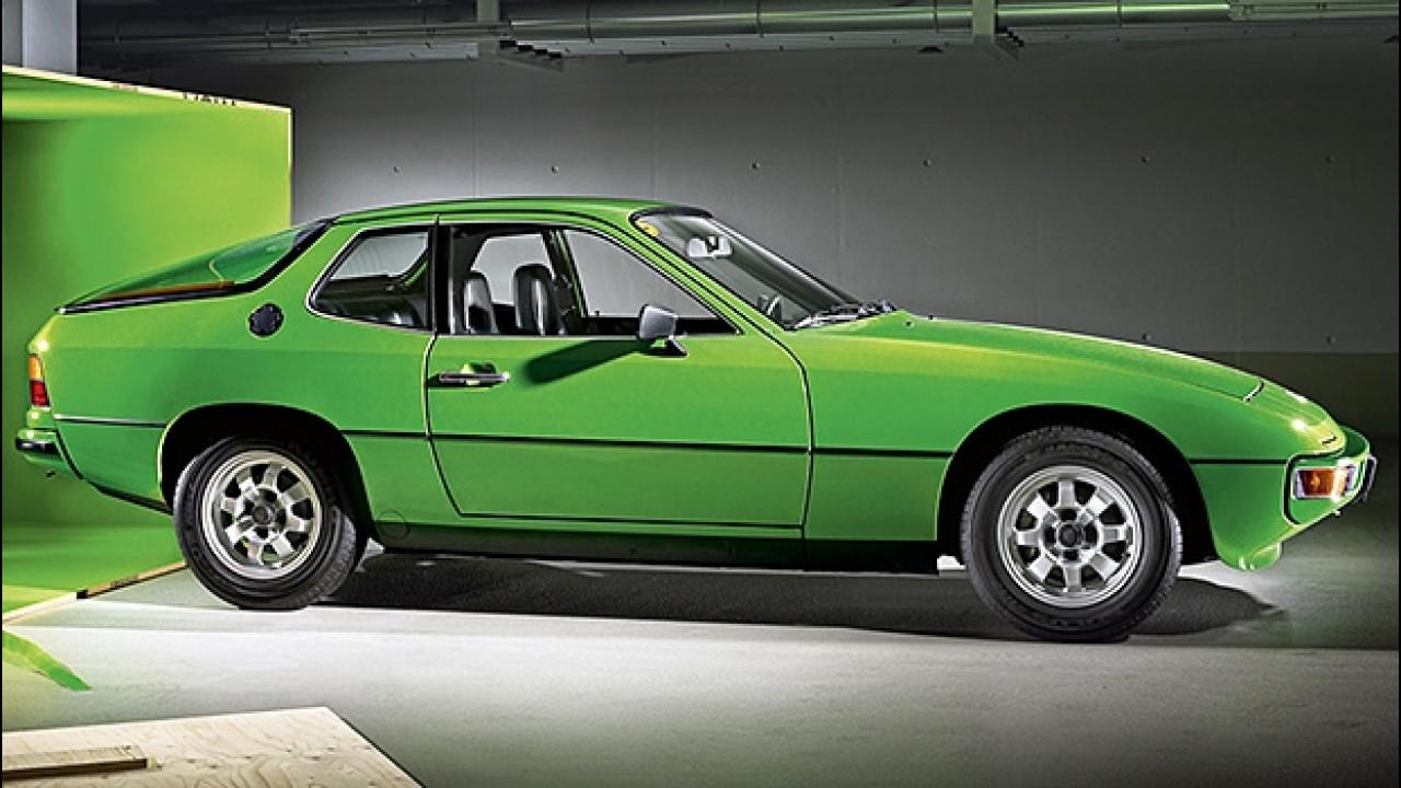 [Copertina] - Porsche 924, la prima col motore davanti