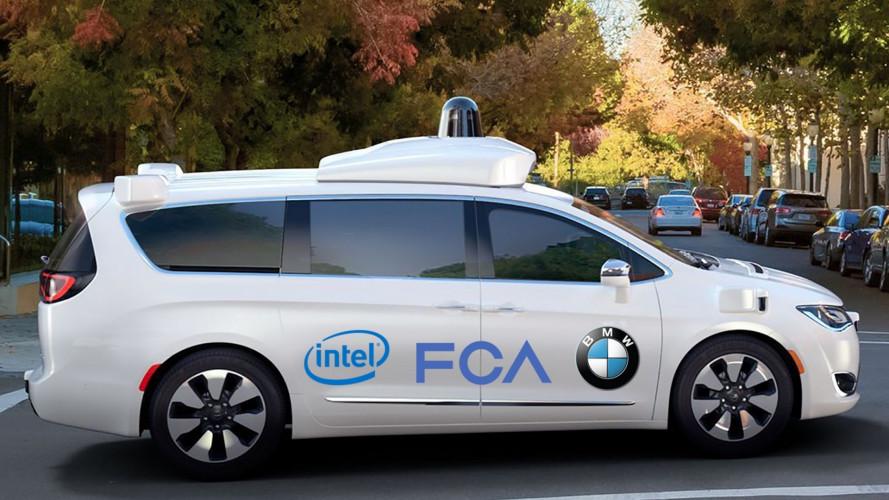 FCA e BMW insieme per la guida autonoma