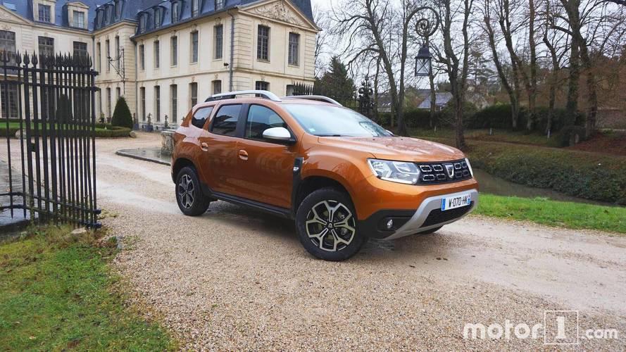 Já dirigimos Novo Dacia Duster 2018 - Certo de sua força