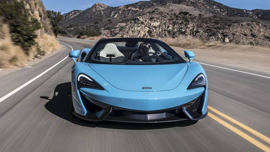 McLaren Hits 15,000 Cars Production Milestone