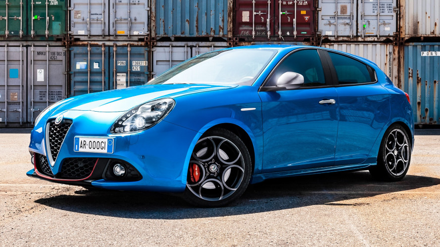 Alfa Romeo Giulietta, debuttano i pacchetti Tech e Carbon Look
