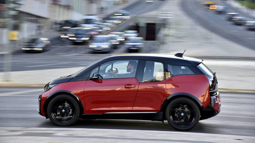 Get $10,000 Off A BMW i3 Through July 31