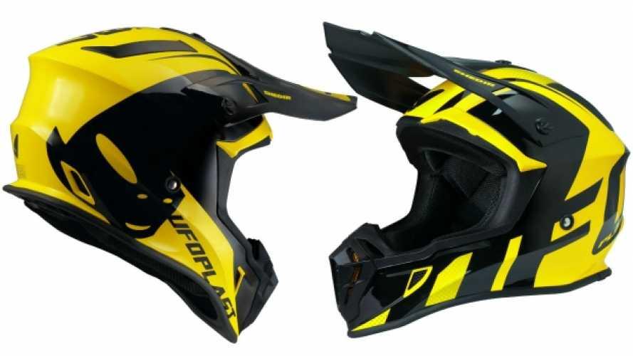 Ufo Plast Quiver, il nuovo casco per off-road
