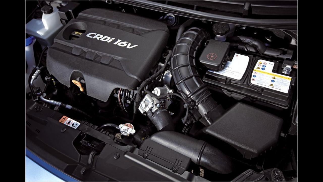 Motoren: Hyundai i30
