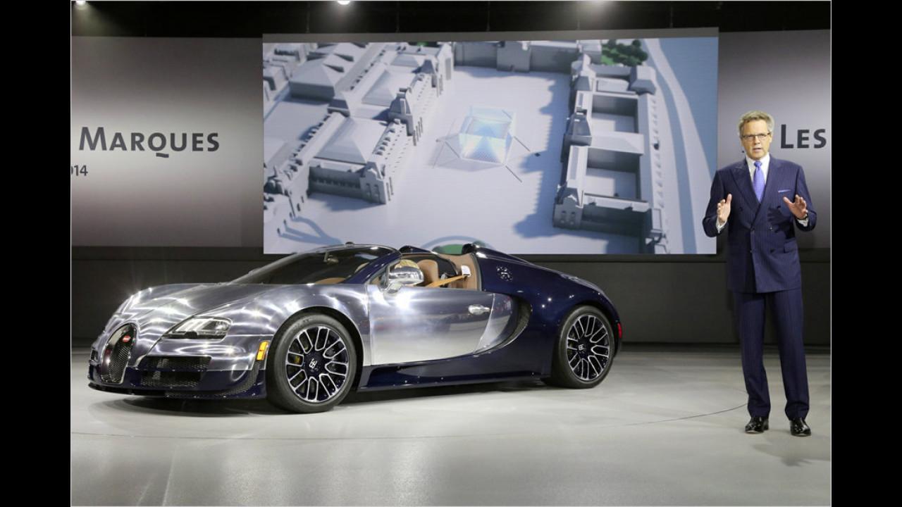Bugatti Legende ,Ettore Bugatti