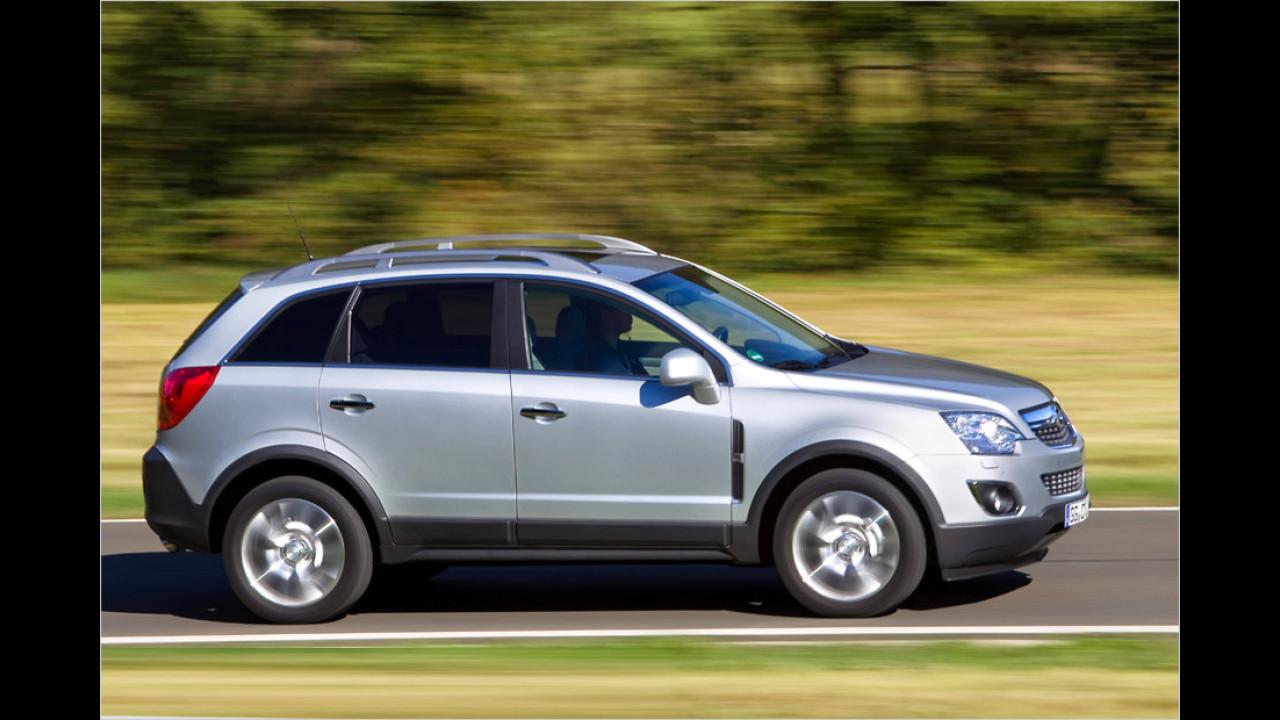 Opel Antara (seit 2006)