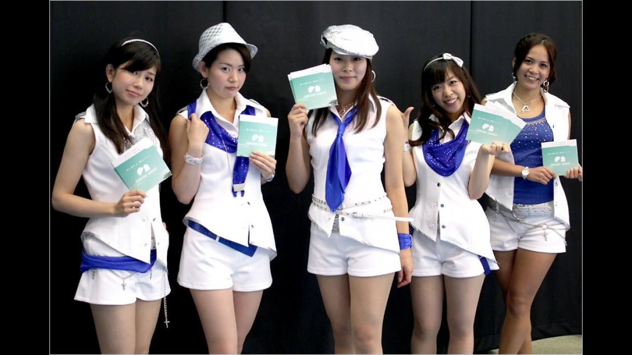 Seid ihr die Jury auf der Tokyo Motor Show?