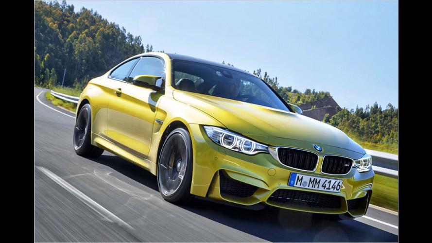 BMW M3 und M4 (2014) im Test: Kräftiges Duo