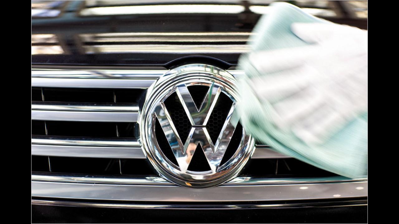 Schlankere Strukturen bei VW