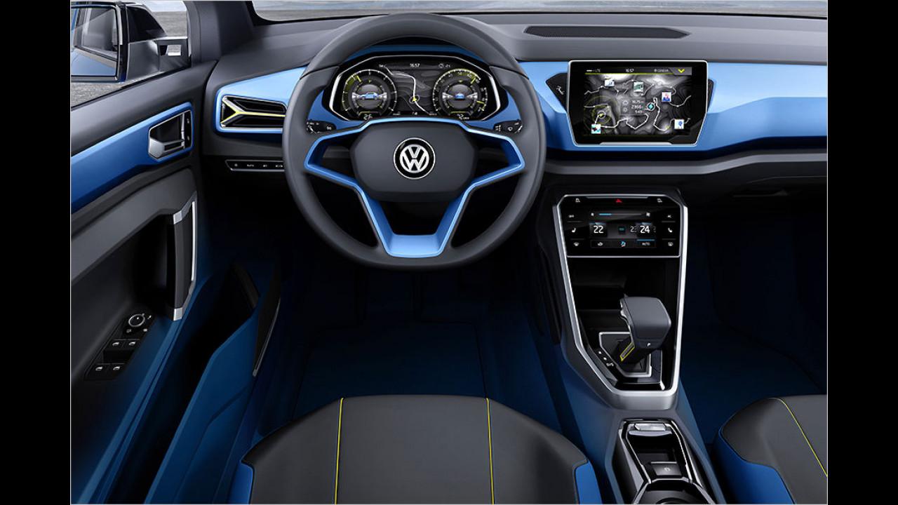 VW T-ROC (2014)