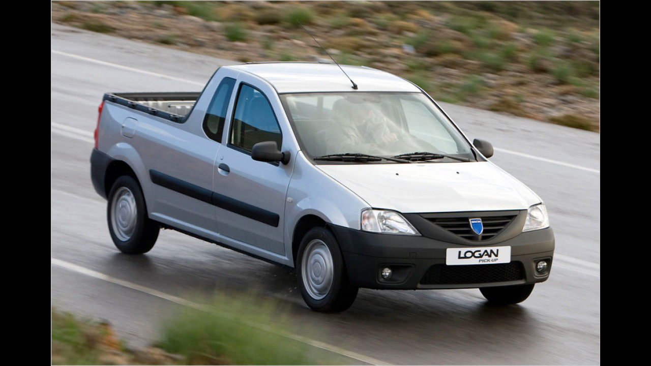 Pick-ups: Dacia Logan Pick-Up 1.5 dCi 75 FAP Ambiance