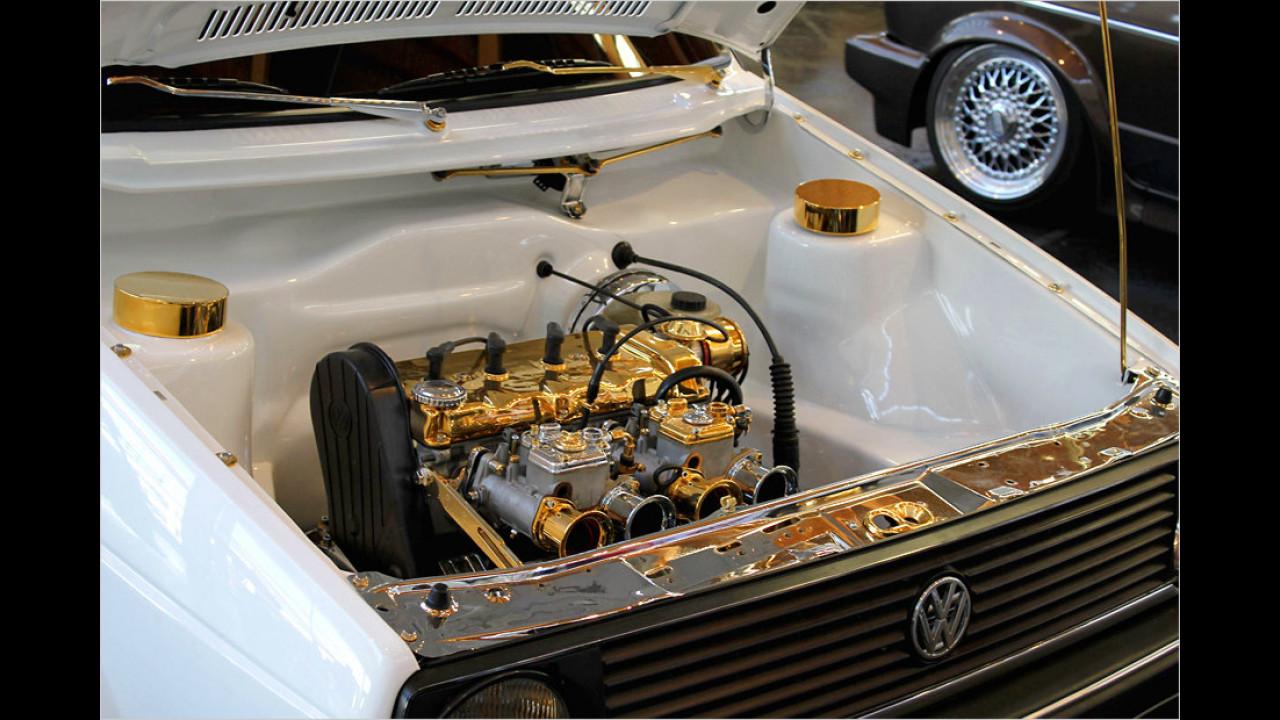 Ein kommendes Modell: Der VW Gold