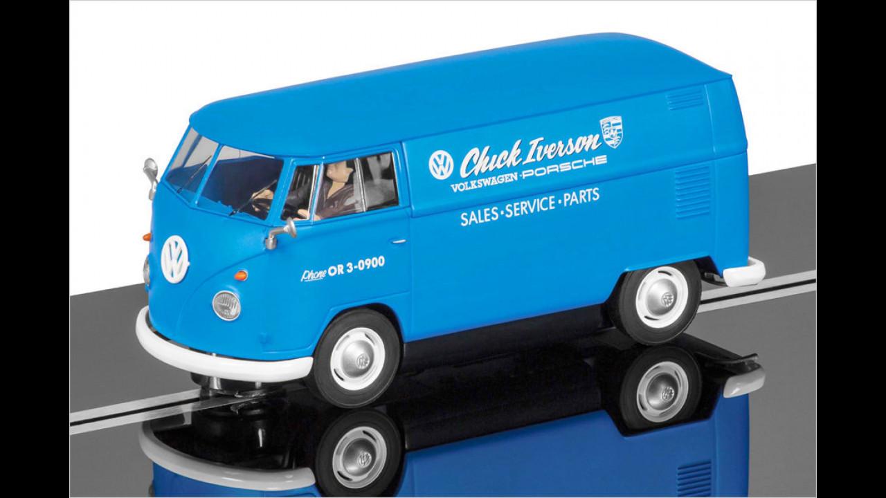 Sieger Slotracing: VW T1 Lieferwagen in 1:32