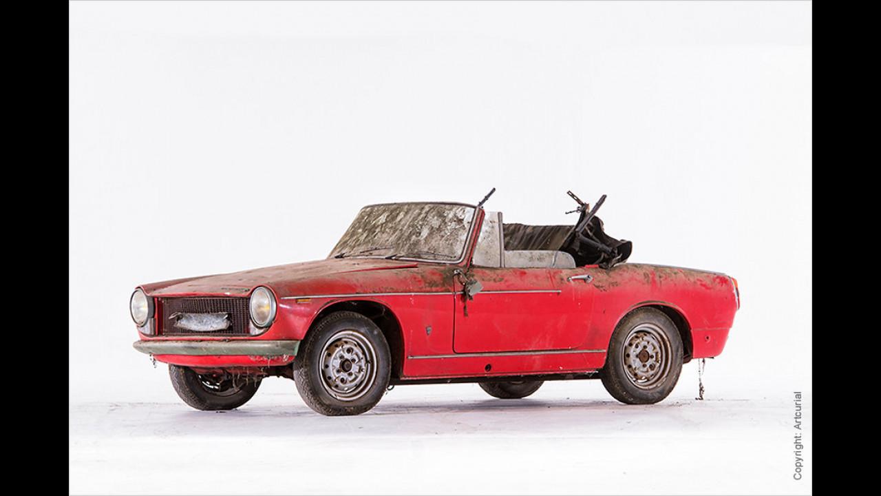 Innocenti S Cabriolet (ca. 1965)