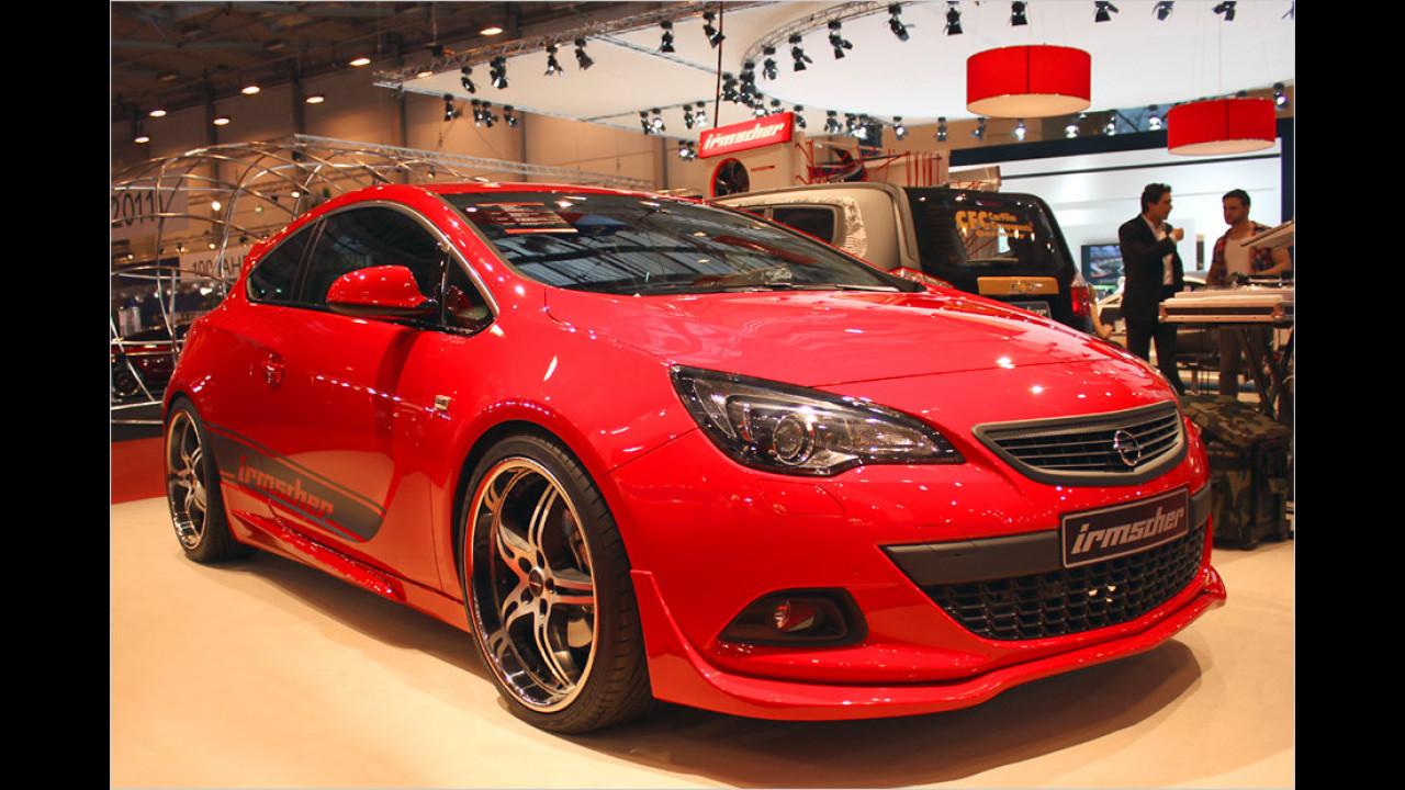 Irmscher Opel GTC