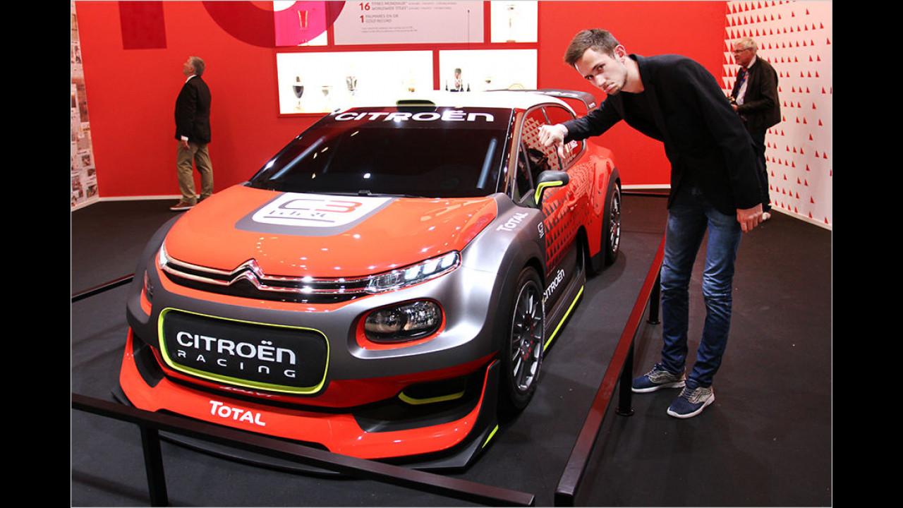 Flop: Citroën C3 WRC