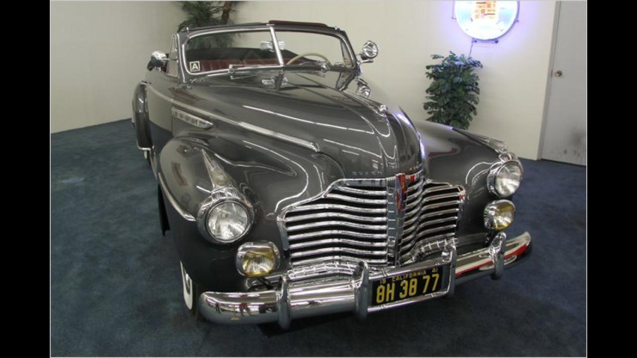 1941 Buick Super Model 56C Convertible Coupé