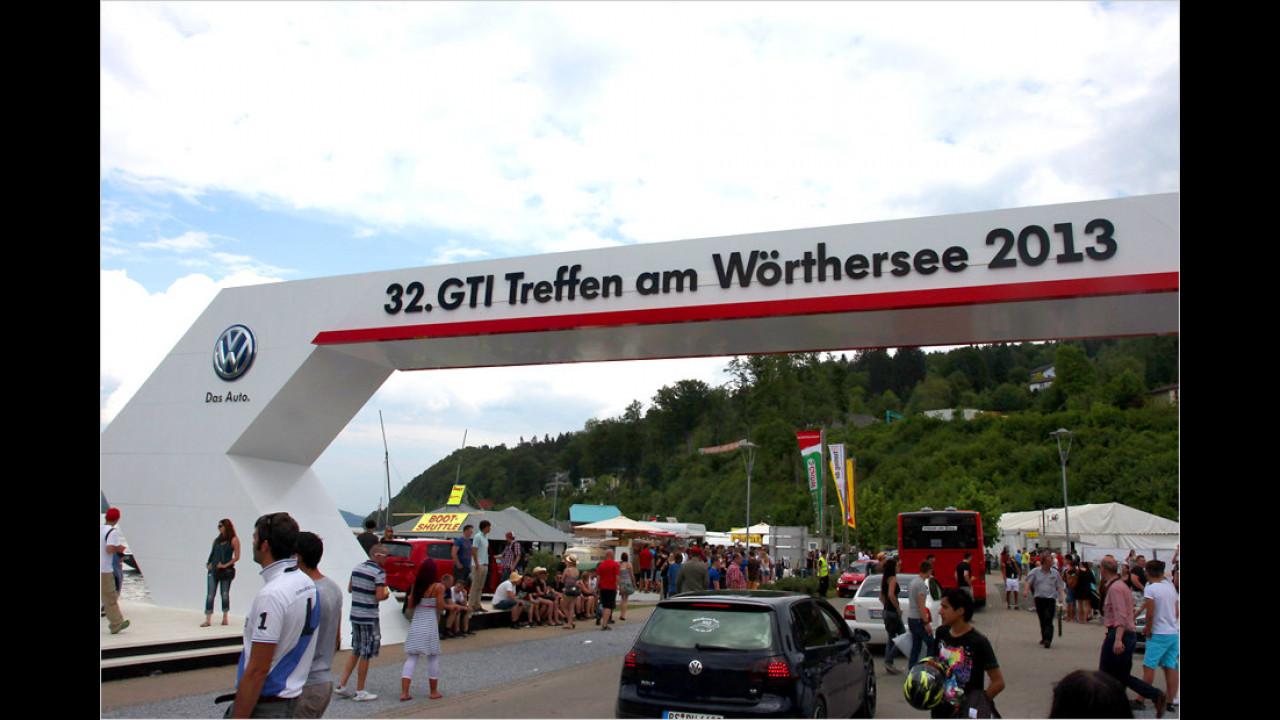 Bereits zum 32. Mal ist der kleine Ort Reifnitz Schauplatz für Tuningfans aus ganz Europa.