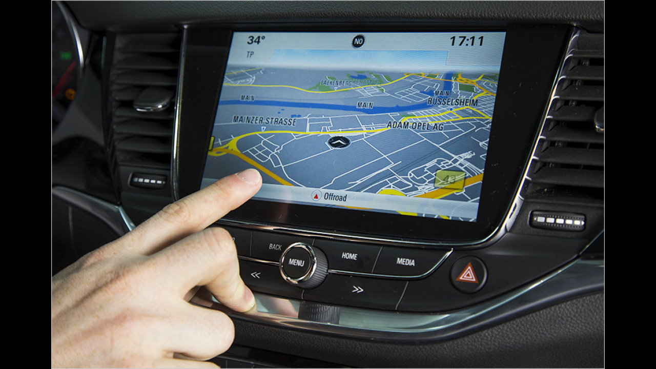 Neues Infotainment-System