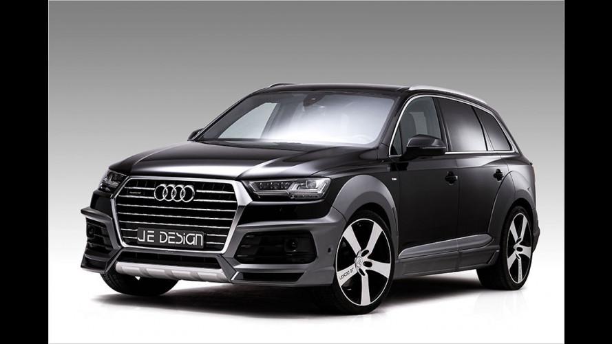 Widebody-Kit fürs Audi-Dickschiff