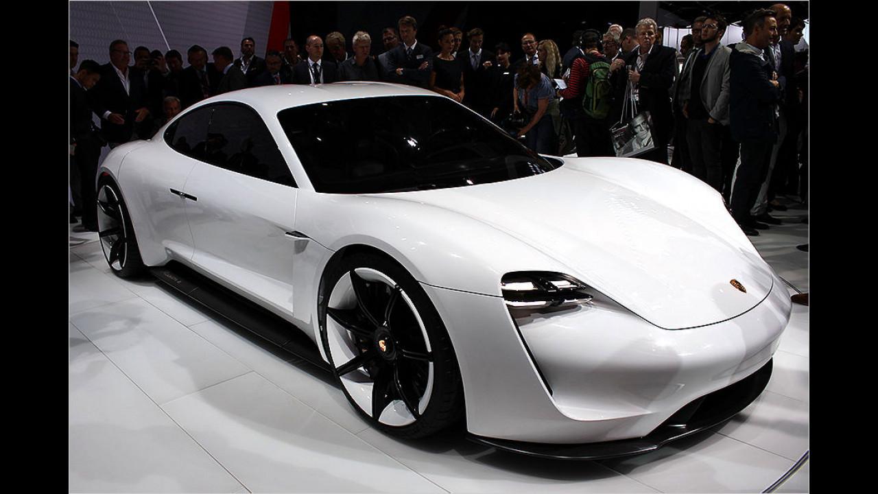 Porsche E Mission