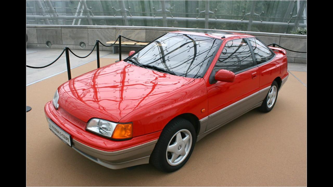 Hyundai S Coupé (1991)