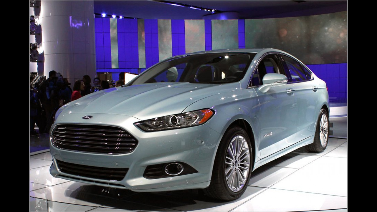 Ford Fusion/Mondeo Hybrid