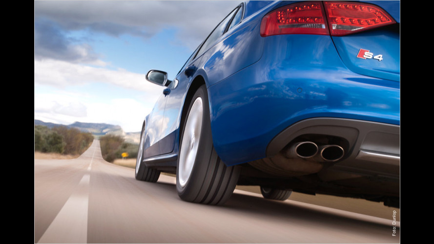 Neue Reifen für Sportler und Supersportler