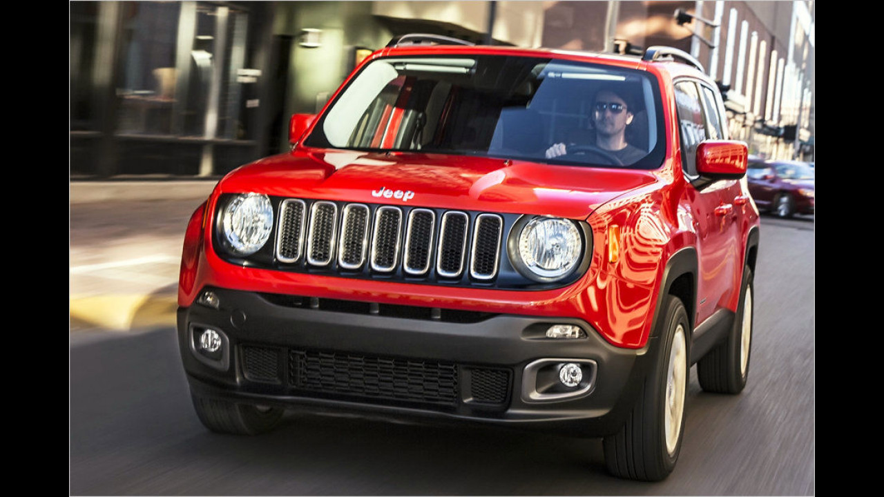 Jeep Renegade 1.6 MultiJet 2WD