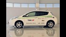Programa Táxi Elétrico começa em São Paulo com Nissan LEAF
