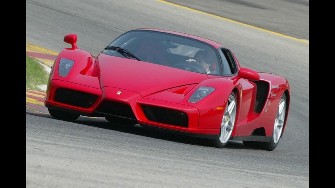 Ao contrário do que se esperava, Ferrari não mostrará sucessora da Enzo no Salão de Detroit