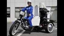 Empresa japonesa cria moto movida a excremento