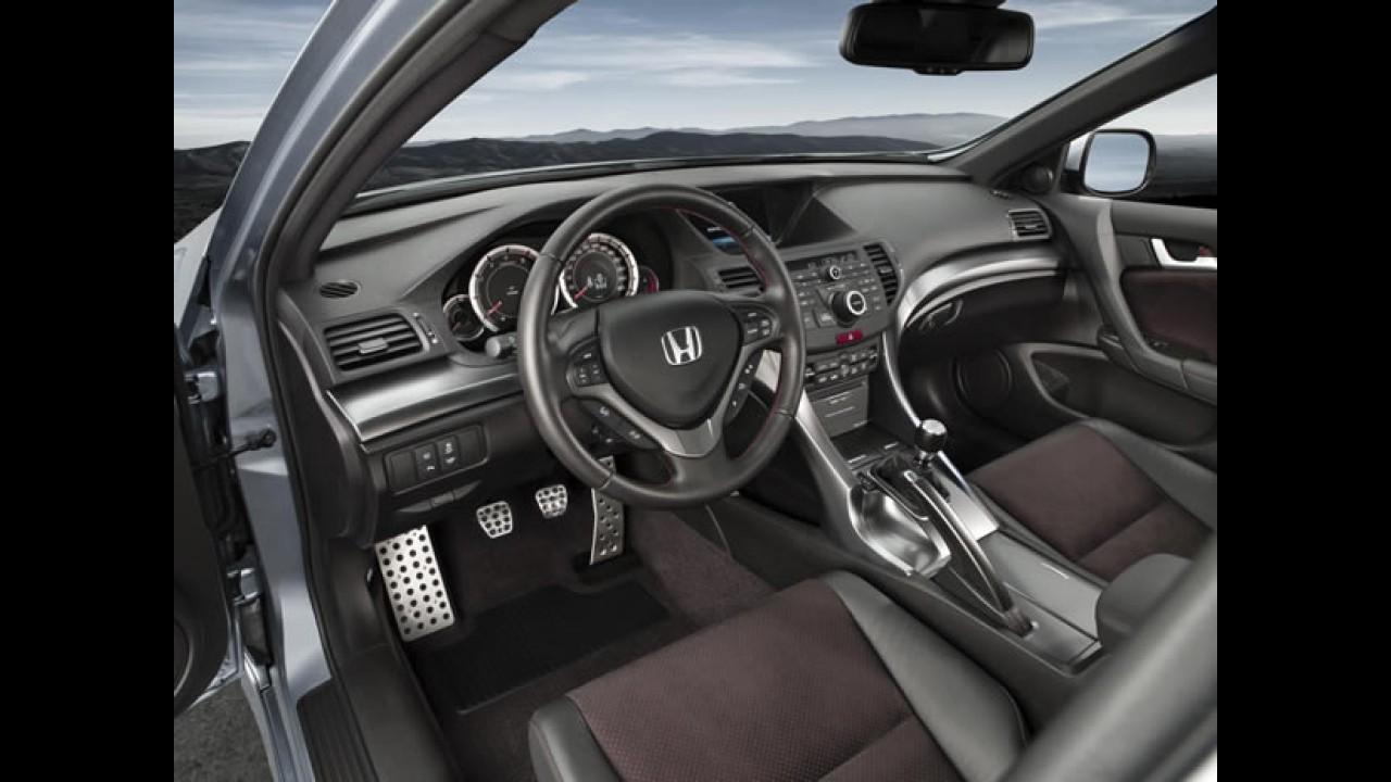 Honda Accord reestilizado chega em Genebra