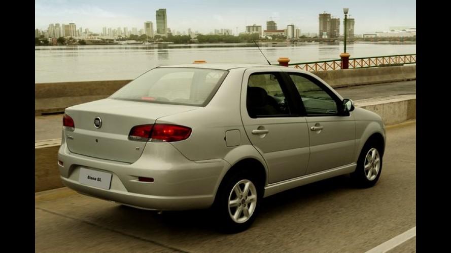 Fiat Siena EL e Idea chegam com novidades na linha 2015 - veja preços