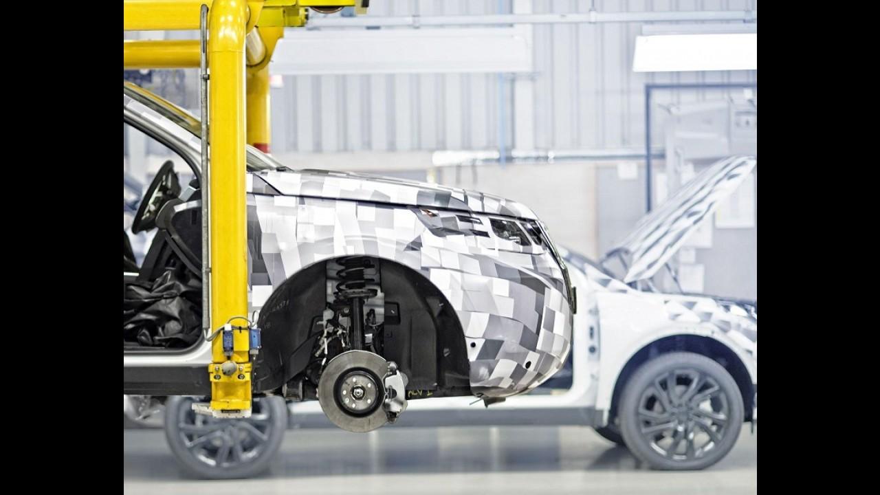 Discovery Sport será o mais capaz e versátil da categoria, garante Land Rover