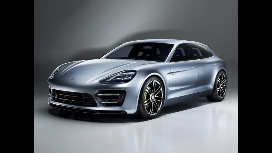 Porsche Pajun, o Panamera baby, sofre atraso e só deve chegar em 2019