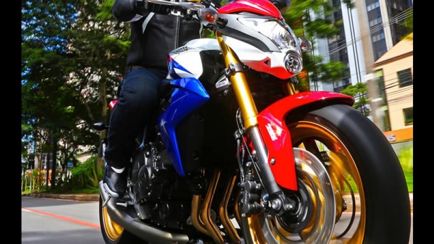 Honda inaugura loja para motos de alta cilindrada em São Paulo