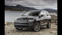 Salão de Detroit: Jeep Compass e Patriot ganham novidades no visual e câmbio de seis marchas