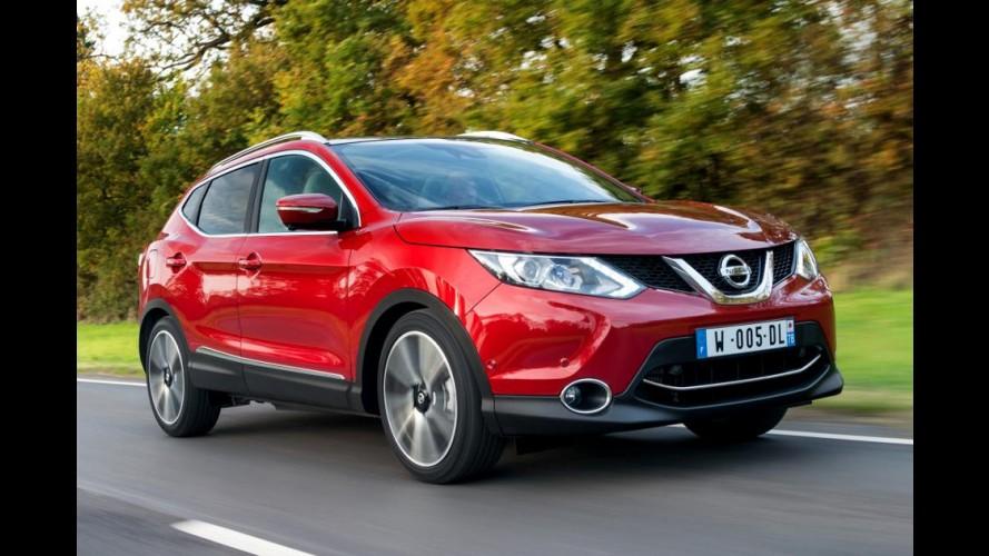 """Novo Nissan Qashqai ganha série """"Premier Limited Edition"""""""